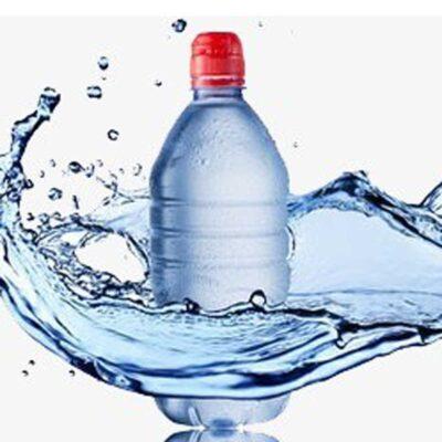 Zirbenwasser Aroma Flasche