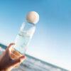 ZirbenTrinkflasche Meer